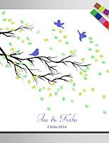 Tuin Thema / Sprookjes Thema-Ondertekende lijsten & platen-Wit / Ivoor Tuin Thema / Sprookjes Thema