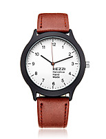 KEZZI® simple design student quarzt watch 1425