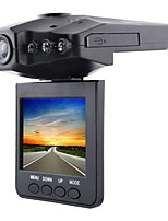 Btopllc 2.5 inch TFT LCD Car DVR with 6 LED lights Road Dash Video Camera Recorder Car Driving Recorder