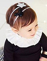 Girls Hair Accessories,All Seasons Cotton Blends Gold / Silver