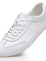 Men's Sneakers Spring / Summer / Fall / Winter Round Toe / Flats Leather Outdoor / Office & Career