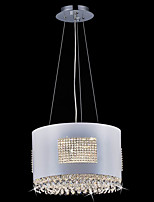3W Pendant Light ,  Modern/Contemporary Others Feature for Crystal / LED Metal Living Room / Dining Room / Hallway