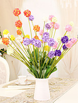 Hi-Q 1Pc Decorative Flowers Real Touch Hydrangea For Wedding Home Table Decoration Artificial Flowers