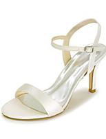 Women's Sandals Spring / Summer / Fall Sandals Satin Wedding / Party & Evening