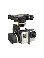 DJI Accessories RC 3D Gimbal RC Quadcopters Black Metal 1 Piece