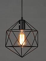 Max 60W Lámparas Colgantes ,  Tradicional/Clásico / Campestre / Retro Pintura Característica for Los diseñadores MetalSala de estar /