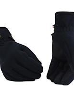 Cycling Gloves Winter Gloves Unisex Keep Warm Ski & Snowboard / Snowboarding Gray / Black / Dark Pink Canvas XL / M / L