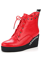 Women's Shoes  Platform / Fashion Boots Boots Outdoor / Office & Career / Casual Platform OthersBlack /  &W5-3