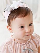 Korean Children Five-Pointed Star Fabric Headbands