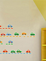 Botânico / Vida Imóvel / Paisagem Wall Stickers Autocolantes 3D para ParedeAutocolantes de Parede Decorativos / Autocolantes de