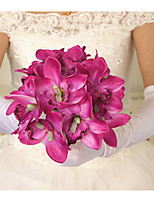 Wedding Flowers Hand-tied Roses Bouquets Wedding Metal