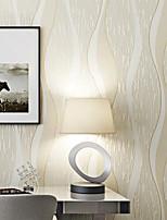 Living Room Sofa White Grey Stripes Wall Paper 3D Design Modern Home Decor Paper Wall Geometric Striped  Wallpaper