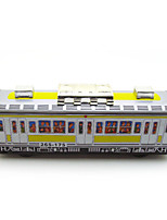 The Train  Wind-up Toy Leisure Hobby Metal White For Kids
