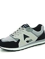 Unisex Sneakers Spring / Fall Comfort Fabric Casual Flat Heel  Black / Blue / Purple / Red / Orange Sneaker