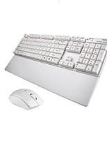 M Acts C300 Desktop Notebook Wireless Keyboard Mouse Set Mechanical Handle Office Keyboard Suite