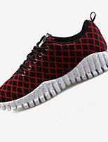 Women's Sneakers Spring / Summer / Fall / Winter Round Toe PU Outdoor / Athletic / Casual Flat Heel Others Red