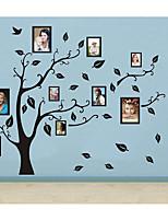 ботанический / Натюрморт / Мода / Геометрия Наклейки Простые наклейки Декоративные наклейки на стены / Фото наклейки,PVC материалВлажная
