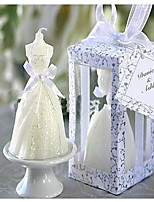 Wedding Party Party Favors & Gifts-1Piece/Set Candle Favors Ribbons Eco-friendly Material Classic Theme