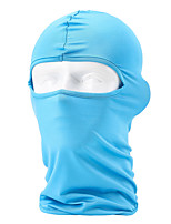 Sports Bike/Cycling Balaclava Unisex Sleeveless Windproof / Lightweight Materials / Sunscreen LYCRA® SolidRed /