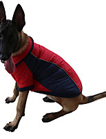 High Quality Winter Warm-Keeping Reversible Outdoor Waterproof Coats for Pets Dogs Dog Jackets Dog Clothes