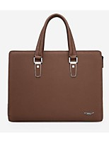 Men PU Casual Tote / Laptop Bag