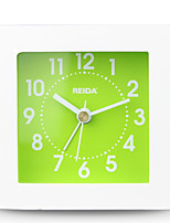 (Color random)Students Cute  Alarm Clock Modern Fashion Simple  Clock