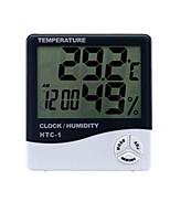 цифровой температуры и влажности дисплей прибора (диапазон измерения: -10 ℃ ~ 50 (℃) / 20 ~ 99 (отн))