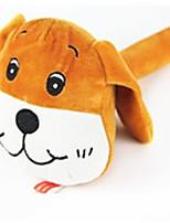 плюшевые игрушки мультфильм музыка молоток звуковые игрушки для детей