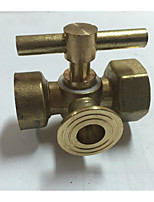 Pressure Meter Copper Products Table Accessories Three Way Cock Valve