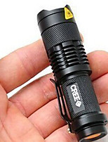 Bike Light,Bike Lights-1 Mode 50 Lumens Easy to Carry Otherx1 Battery Cycling/Bike Black Bike Other Other