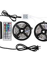 KWB 2*5M-5050-150-RGB-IP44  44K2  6APower Supply LED Strip Lights Kit Non-waterproof