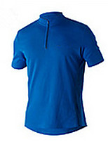 Sports Cycling Jersey Men's Short Sleeve Bike Breathable / Comfortable / Sunscreen Tops Cotton Classic SummerExercise & Fitness /
