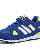 Boy's / Girl's Sneakers Spring / Fall Comfort Tulle Casual Magic Tape Blue / White / Royal Blue