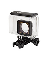Gopro Accessories Waterproof Housing For Xiaomi Xiaoyi Dust Proof / Waterproof / Convenient / Anti-Shock / TouchscreenSki/Snowboarding /