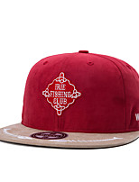 New Fashion Men Women Street Dance Red Square Embroidery Cool Baseball Caps