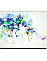 Beauty Pattern Scratch Proof PVC Sticker For MacBook Air 11 13/Pro13 15/Pro with Retina13 15/MacBook 12