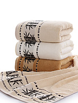 1 PC Bamboo Fiber Solid Bath Towel 53 by 27.5 inch Super Soft