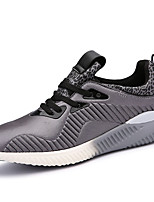 Men's Sneakers Spring / Fall Round Toe PU Outdoor / Athletic / Casual Flat Heel