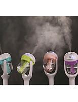 mini luchtbevochtiger / ultrasone luchtbevochtiger aromatherapie voertuig / auto mute mist luchtreiniger