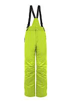 pantalons de ski chauds modèles masculins en plein air épais vent d'hiver et imperméable à l'eau