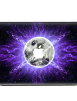 Earth Starry Sky Pattern Scratch Proof PVC Sticker For MacBook Air 11 13/Pro13 15/Pro with Retina13 15/MacBook 12