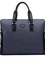 Men PVC Casual Shoulder Bag / Tote