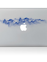 1 pièce Anti-Rayures En Plastique Transparent Décalcomanie Motif PourMacBook Pro 15'' with Retina MacBook Pro 15 '' MacBook Pro 13'' with