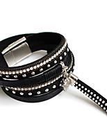 Wrap Bracelets 1pc Bracelet Fashionable Line 514 Alloy Jewellery