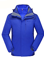 Hiking Tops Unisex Waterproof / Breathable / Windproof Winter Terylene S / M / L / XL / XXL Leisure Sports-Sports
