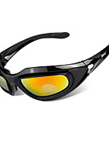 c5 vidrios de ciclo al aire libre cs gafas tácticas anteojos de la motocicleta