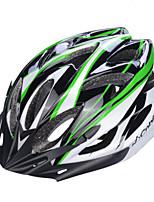 Casque Vélo(Jaune / Blanc / Vert / Rouge / Noir / Bleu / Orange,PC / EPS / Fibre de Carbone + EPS)-deUnisexe-Cyclisme / Cyclisme en