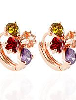 1pair/Blue/Red/WhiteStud Earrings for women