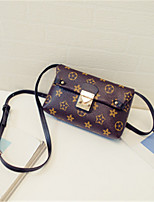 Women PU Casual / Outdoor Shoulder Bag