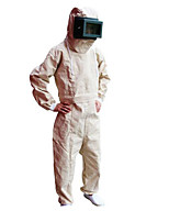 Dust Protective Clothing  Industrial Connection Sand Blasting Paint Garment